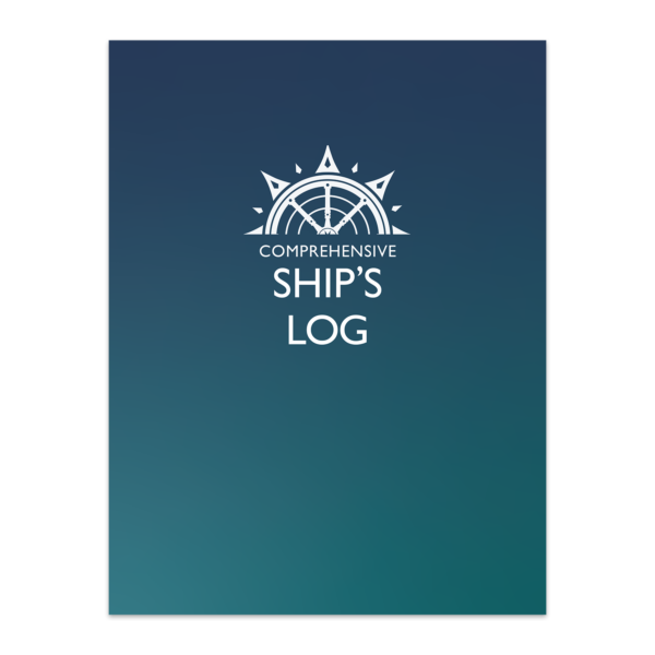 Comprehensive Ship's Log - Juneau