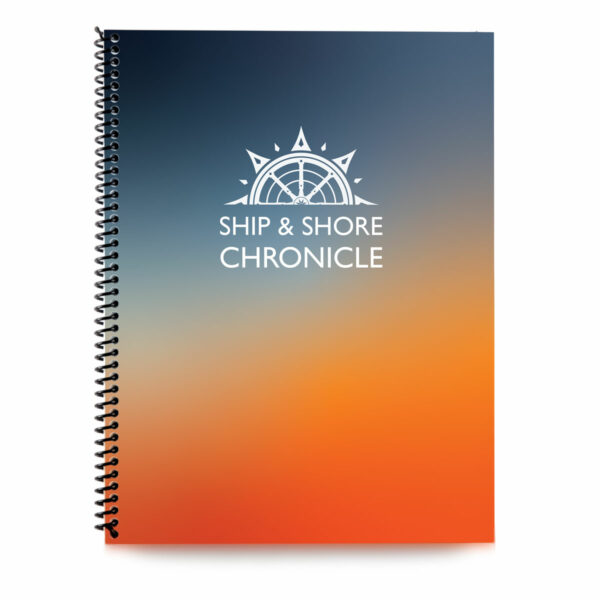 Ship & Shore Chronicle Cold Morning Sunrise
