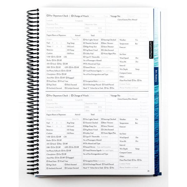 Comprehensive Ship's Departure-Change of Watch Checklist